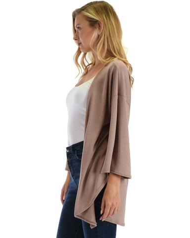 Graceful Ways Kimono Style Cardigan Top