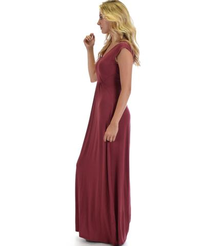 Sweetest Kiss Sleeveless Maxi Dress